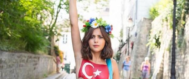 Femen Türkiye açıldı