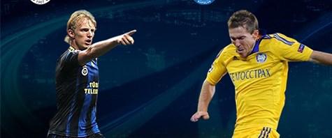 Fenerbahçe–Bate Borisov 22.05'te tvyo.com'da