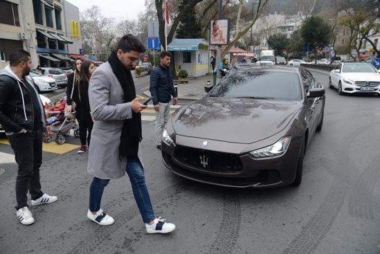 Otomobil tutkusu ile bilinen Ozan Tufan'ın 2017 yılında aldığı Maserati marka otomobilin bu soruşturma kapsamında olmadığı belirtiliyor.