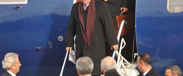 Filistin lideri Abbas Ankara'da