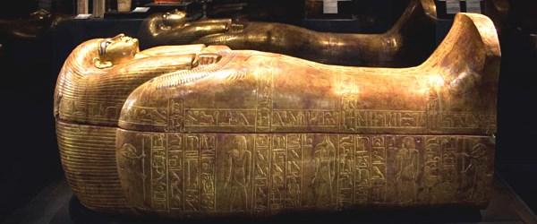 Firavunu kırık bacağı öldürmüş