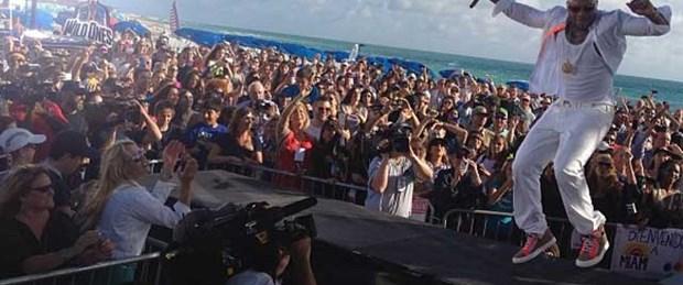 Flo Rida 7 Eylül'de Hipodrom'da!