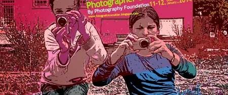 Fotoğrafçı Çocuklar Sempozyumu 11 Ocak'ta