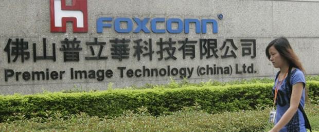 Foxconn ABD operasyonlarını artıracak