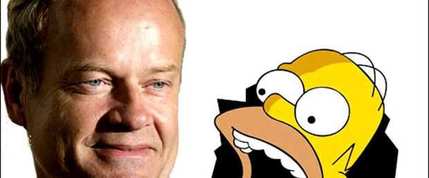 Fraiser Simpsonlar'ın misafiri