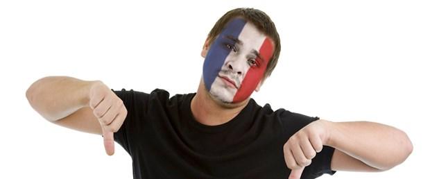 'Fransız spermleri alarm veriyor'