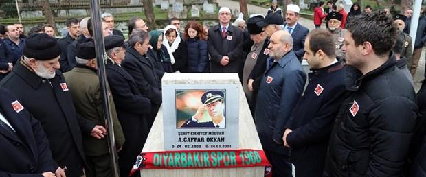 Gaffar Okkan'ın şehit edilişinin 16 yılı