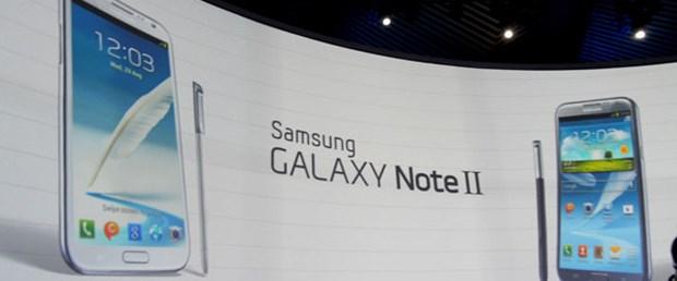 Galaxy Note II Kasım'da Türkiye'de
