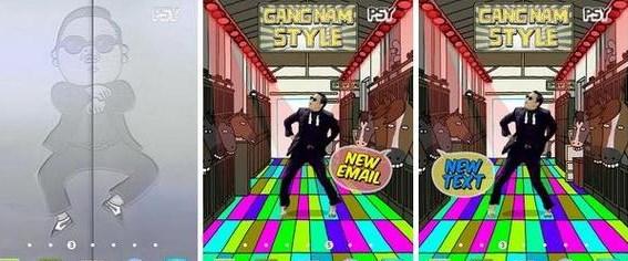 Gangnam Style çılgınlığı Android'e bulaştı