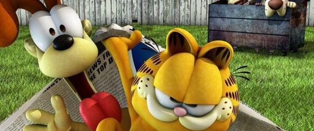 Garfield bu kez 3 boyutlu