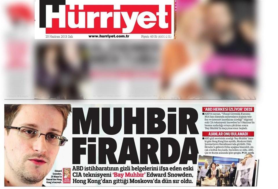 Gazete manşetleri - 25 Haziran