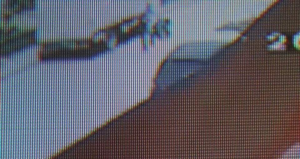 Gazetecinin vurulma anı güvenlik kameralarına böyle yansıdı