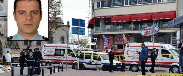 Gaziosmanpaşa'da silahlı saldırı: 1 polis şehit