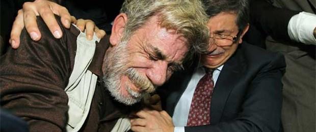 Gazzeli acılı baba Ankara'da