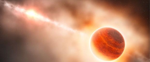 Gezegen oluşuma ait ilk doğrudan fotoğraf