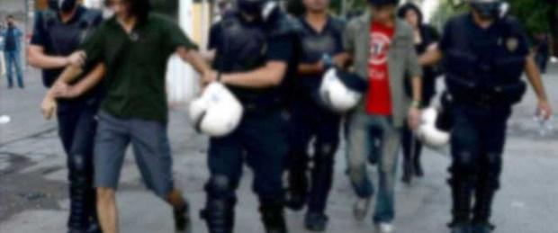 Gezi eylemcilerine şafak baskını