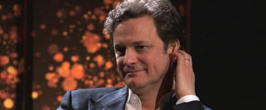 Gizem dolu Colin Firth