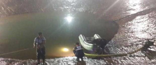 Gölette iki çocuk cesedi bulundu