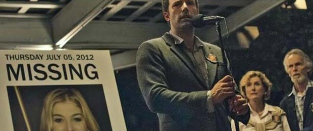 'Gone Girl'den ilk kare