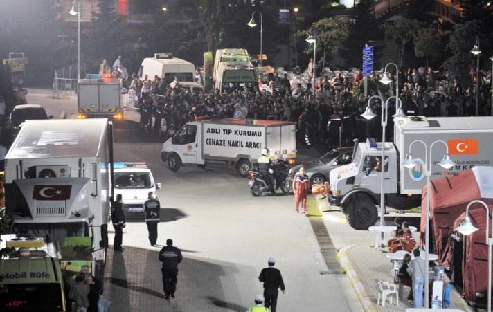 Gönüllüler İstanbul'da