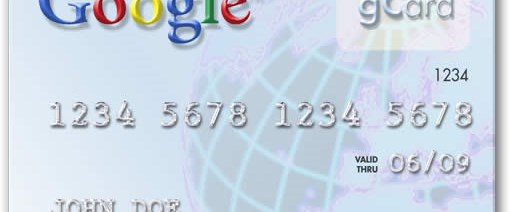 Google kredi kartı verecek