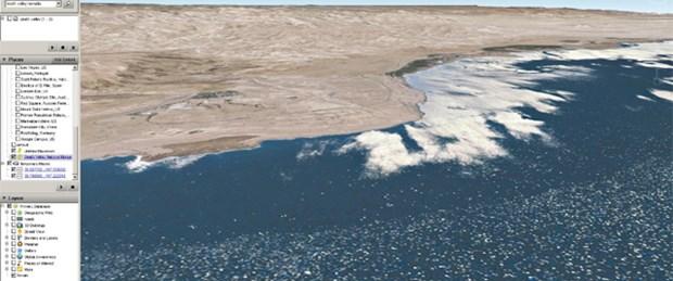 Google okyanusa daldı