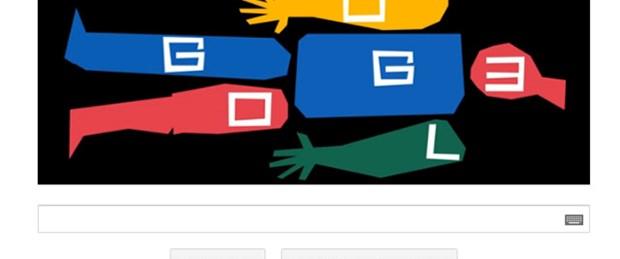 Google Saul Bass'ı 'doodle'ladı