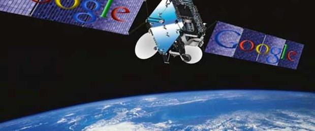 Google'ın uydu ordusu