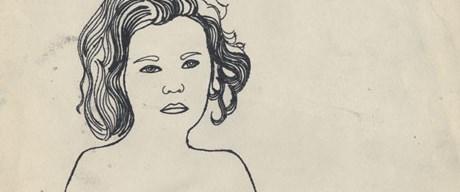 Görülmemiş Andy Warhol çizimleri