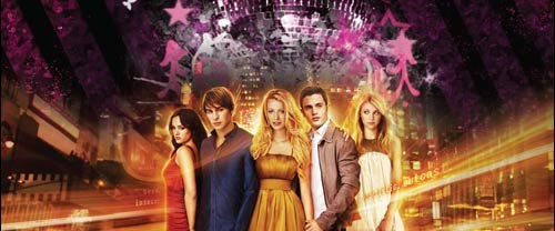Gossip Girl Parti The Hall'da