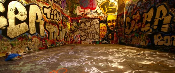Graffiti'yi nasıl bilmezsiniz!