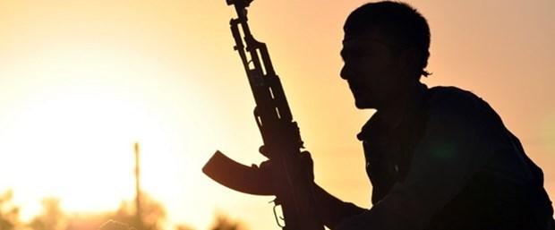 Gri listedeki terörist öldürüldü