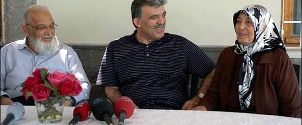 Gül: Ailem Müslüman ve Türk'tür
