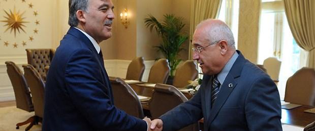 Gül'den Meclis'e yeni Anayasa desteği