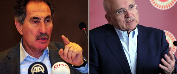 Günay ve Özdalga AK Parti'den istifa etti