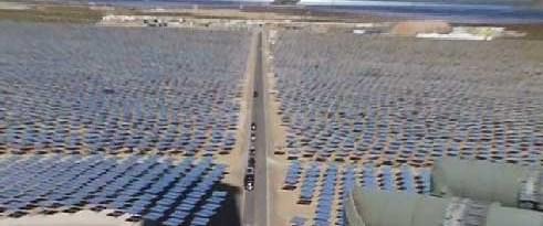 Güneş enerjisine 300 bin ayna