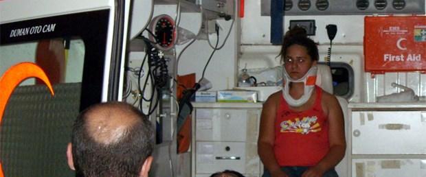 Gurbetçi aile virajı alamadı: 12 yaralı