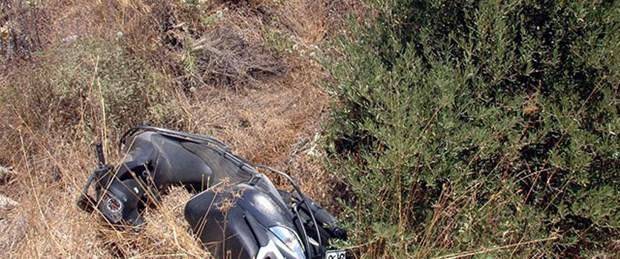 Gurbetçi çift kazada öldü