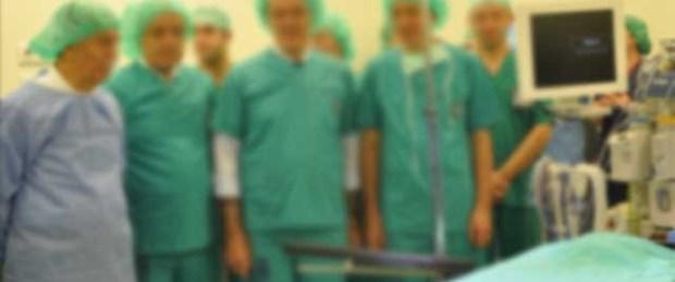 Hacettepe'de 4 doktor açığa alındı