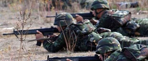 Hakkari'de çatışma: 1 asker yaralı
