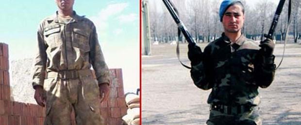 Hakkari'de iki askerin sır ölümü