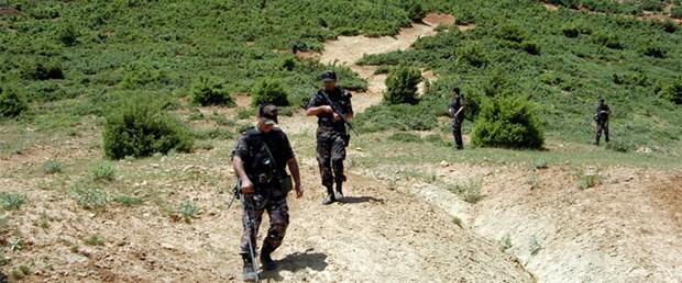 Hakkari'de mayın 1 asker aldı