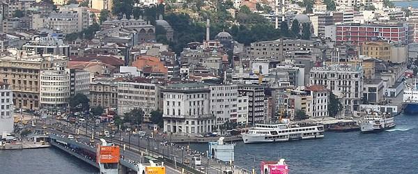 Halk GYO Karaköy için 60 milyon TL