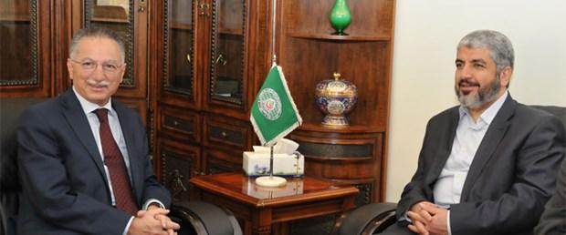 Hamas Türkiye'ye rol biçti: Etkili