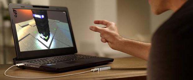 Hareket algılayan ekranlar gerçeğe dönüşüyor