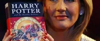 'Harry Potter'a çalıntı suçlaması