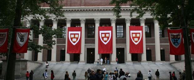 Harvard'da derslere girmek ister misiniz?