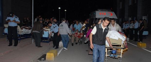 Hastanede yangın faciası: 8 ölü