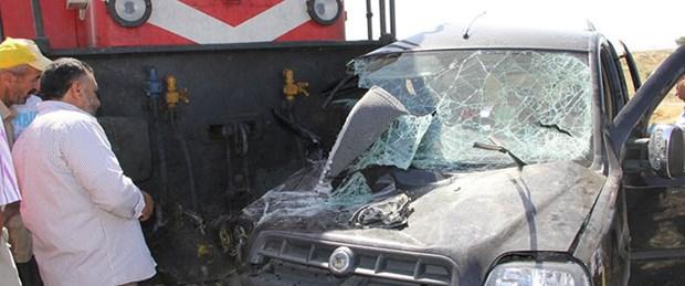 Hemzemin geçitte kaza: 1 ölü