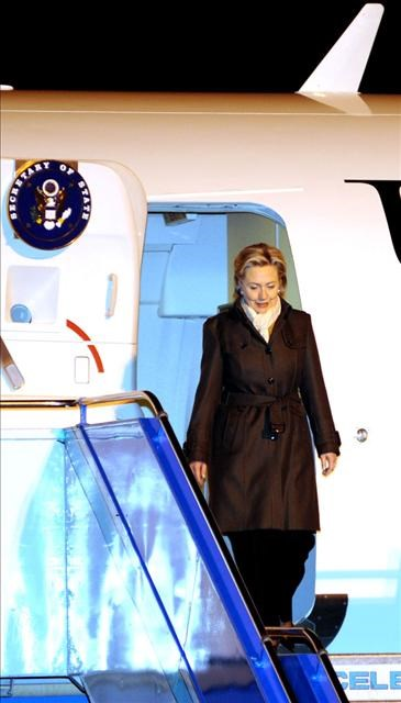 Hillary Clinton Türkiye'de